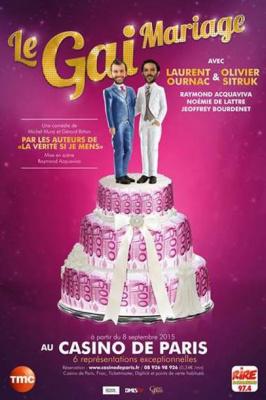 Le Gai Mariage au Casino de Paris