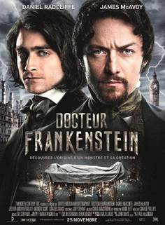 Docteur Frankenstein, le film-événement avec Daniel Radcliffe : bande-annonce