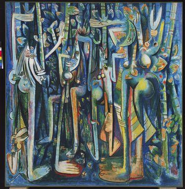 Wifredo Lam, l'exposition au Centre Pompidou