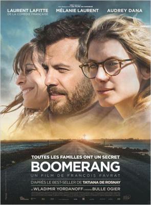 Gagnez vos places pour découvrir Boomerang au cinéma !