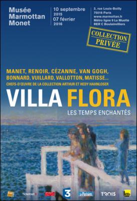 """Projection unique du film artistique """"Villa Flora. Ses collectionneurs, ses artistes"""""""