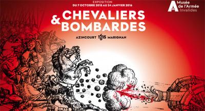 Chevaliers et bombardes au musée de l'Armée
