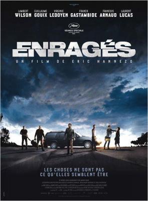 Avant-première d'Enragés à Europacorp Cinémas