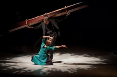 Sama, spectacle de danse indienne au musée du Quai Branly