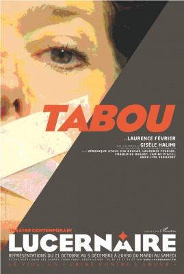 Tabou au Lucernaire