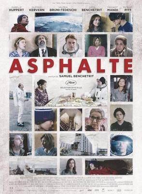 Gagnez vos places pour Asphalte !