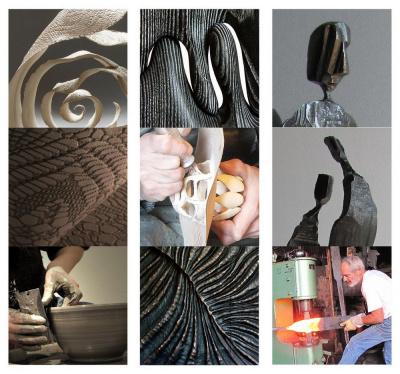Sublimes matières, l'expo de la galerie French Arts Factory