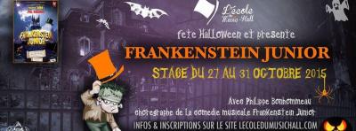L'École du Music-Hall célèbre Halloween avec un stage pour enfants