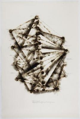 Jitish Kallat à la galerie Templon : à voir !