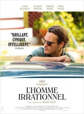 Woody Allen revient au cinéma avec L'Homme irrationnel