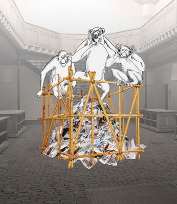 Chroniques, l'exposition au Bastille Design Center