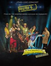 Mister O présente son Speed zapping au théâtre du Petit Parmentier