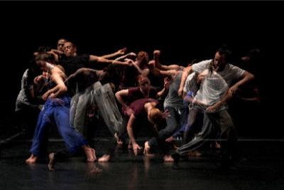 Danse hip-hop : Le Moulin du diable au Théâtre Jean-Vilar
