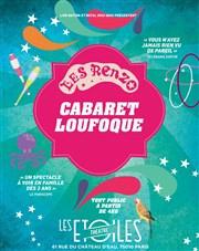 Les Renzo, cabaret loufoque pour enfants au théâtre Les Étoiles