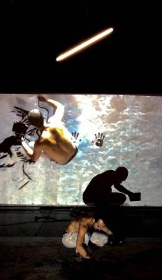 Straces, une Histoire de l'Art au théâtre Dunois
