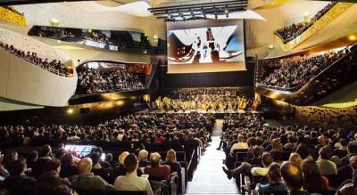 Week-end des Musiques à l'Image à la Philharmonie de Paris
