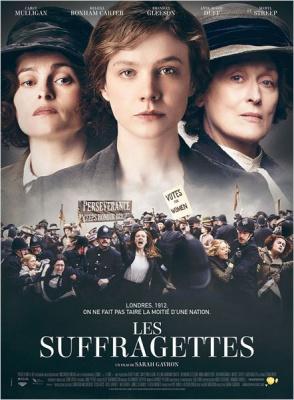 Les Suffragettes : gagnez vos places !