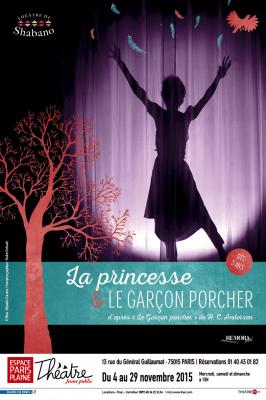 La Princesse et le Garçon Porcher à l'Espace Paris Plaine