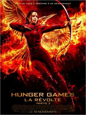 Hunger Games - La Révolte : Partie 2, notre jeu-concours !