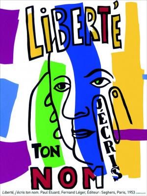 Le Centre Pompidou célèbre la liberté de la France