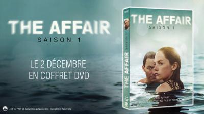 The Affair : gagnez des DVDs de la saison 1 !