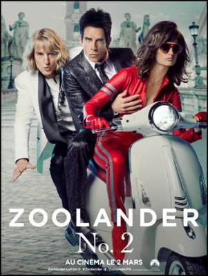 Zoolander 2, bientôt au cinéma !