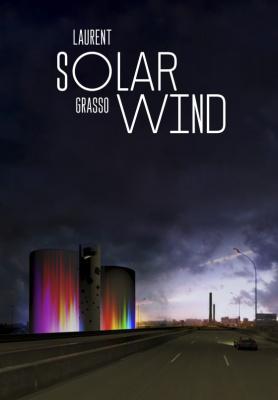 SolarWind, installation monumentale à l'arrêt de tram Avenue de France