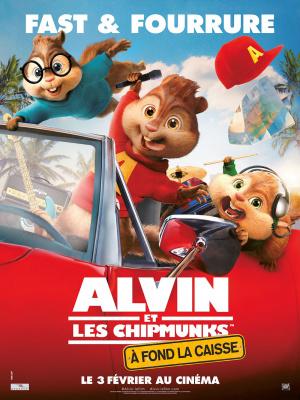 Alvin et les Chipmunks 4 : gagnez vos places pour l'avant-première !