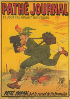 Un siècle d'actualités Gaumont-Pathé à la Fondation Jérôme Seydoux-Pathé