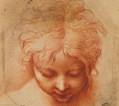 Les dessins de Parmigianino exposés au musée du Louvre