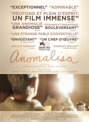 Anomalisa, le film-événement : découvrez la bande-annonce !