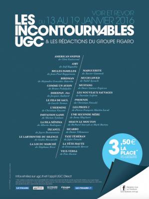Les Incontournables UGC 2016, pour revoir les meilleurs films de l'année