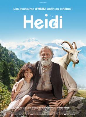 Heidi : gagnez vos places pour l'avant-première !