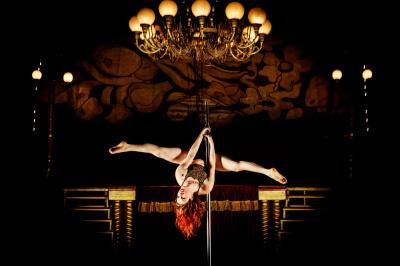 Françoise, un nouveau studio pour danseurs et athlètes atypiques