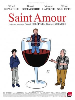 Saint Amour, le nouveau film avec Gérard Depardieu et Benoît Poelvoorde