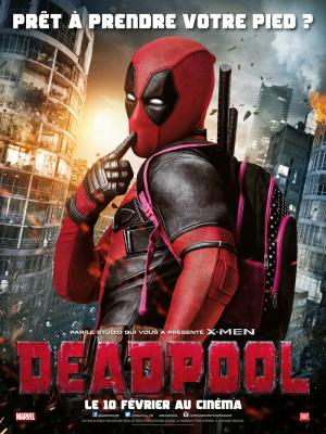 Deadpool en avant-première mondiale au Grand Rex