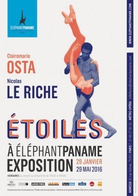 Étoiles, l'exposition danse de l'Éléphant Paname