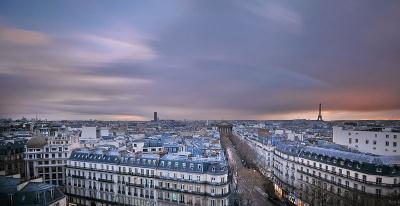 Paris vu d'en haut : une expo et un parcours !