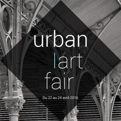 Urban Art Fair au Carreau du Temple : première édition en 2016