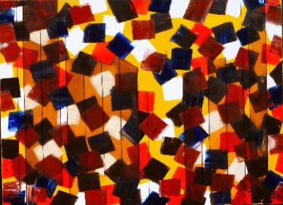 Le peintre Jean Serolle expose rue Broca
