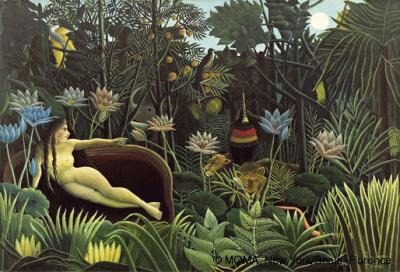 Le Douanier Rousseau. L'innocence archaïque, l'expo au musée d'Orsay