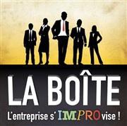 La Boite, une pièce de théâtre interactive au théâtre BO Saint-Martin