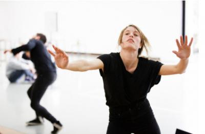 Danse : Tatiana Julien investit le musée du Louvre