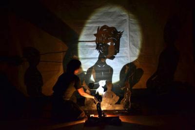 Frontières, le spectacle pour enfants du musée de l'histoire de l'immigration