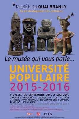 Christian Jambet, conférence gratuite au musée du Quai Branly