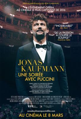 Jonas Kaufmann : Une soirée avec Puccini, gagnez des CDs !