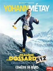 Succès ! Yohann Metay dans Le dossard 512 à la Comédie de Paris : notre critique