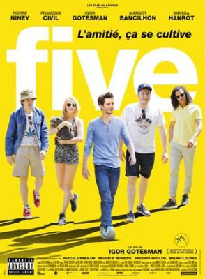 Five : gagnez vos places pour l'avant-première !