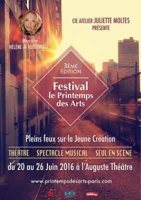 Le Festival le Printemps des Arts 2016