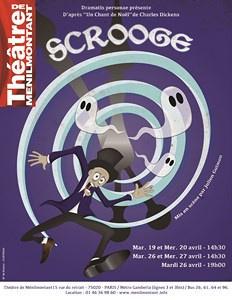 Scrooge au théâtre de Ménilmontant